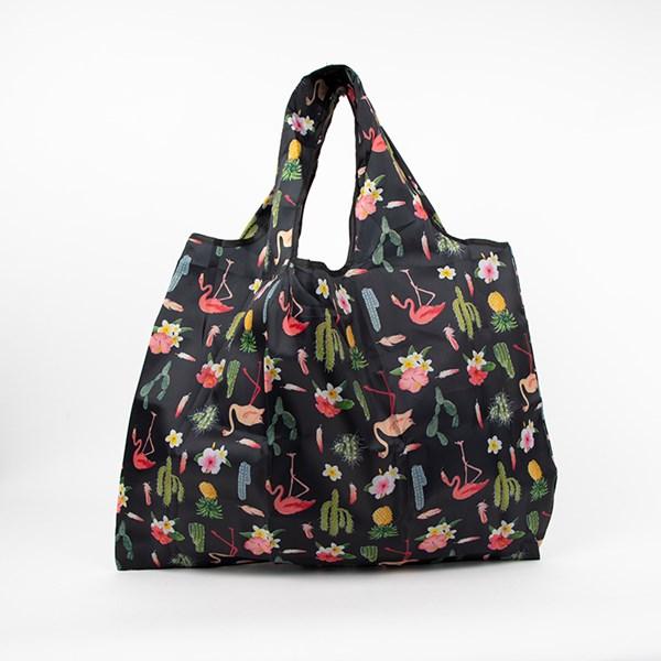 Palm Springs Cactus Print Medium Shopper Bag