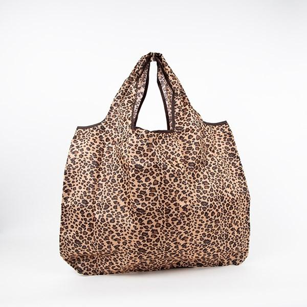 Cheetah Print Medium Shopper Bag