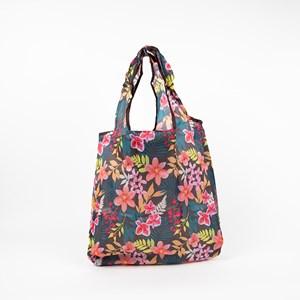 Aloha Floral Print Small Shopper Bag