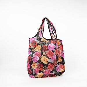 Peony Print Small Shopper Bag