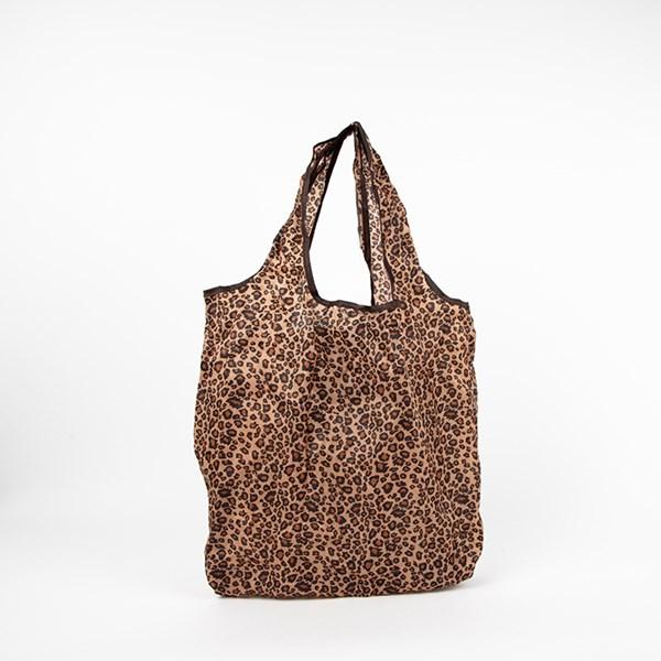 Cheetah Print Small Shopper Bag