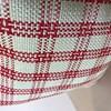 Picnic Weave Metal Ring Market Bag - pr_60914