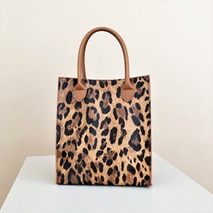 5bcdee9f73 Jungle Luxe Mini Structured Top Handle Bag
