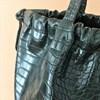 Embossed Croc Drawstring Bag - pr_62452