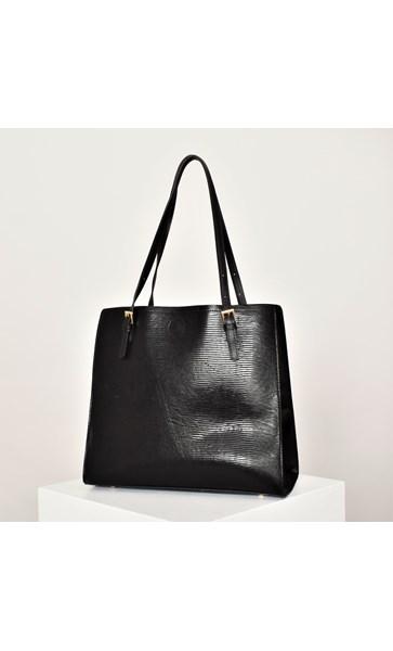 Fine Reptile Square Tote Bag