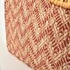 Woven Canggu Rattan Handle Tote Bag - pr_65827