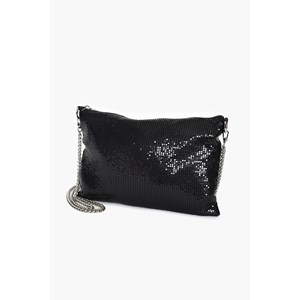 Chain Mesh Slouch Small Bag