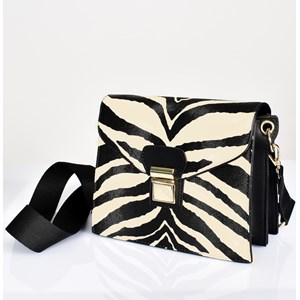 Accordion Mini Shoulder Bag