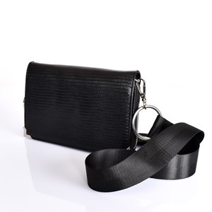 Mini Reptile Webbing Strap Wallet Bag