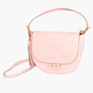 Deep Saddle Shoulder Bag