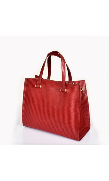 Reptile Square Everyday Handbag