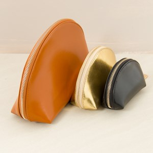 Tri Tone Three Set Cosmetics Case
