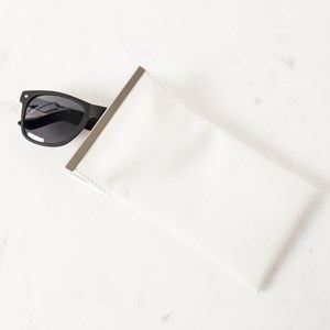 Metal Bar Sunglasses Case