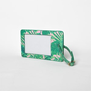 Tropical Paradise Luggage Tag