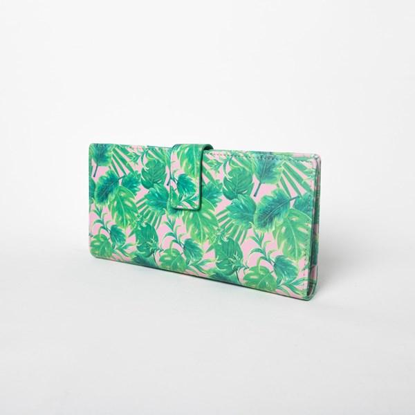Tropical Paradise Travel Wallet