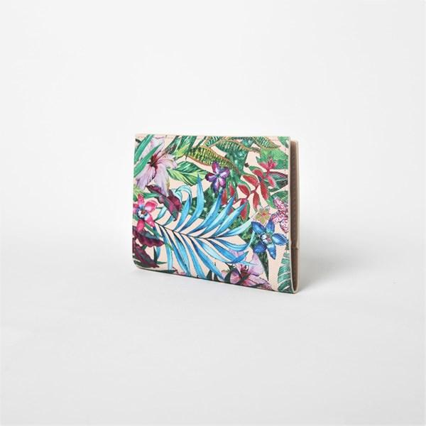 Tropicale Print Passport Cover