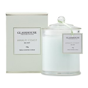 GLASSHOUSE Standard Candle Amalfi Coast Sea Mist