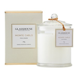 GLASSHOUSE Standard Candle Monte Carlo Fig & Guava