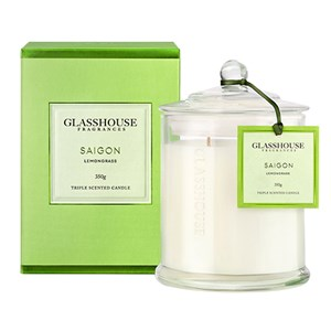 GLASSHOUSE Standard Candle Saigon Lemongrass