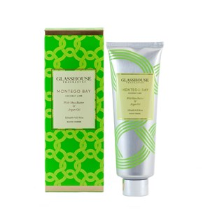 GLASSHOUSE Hand Creme Montego Bay Coconut Lime