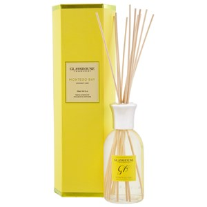 GLASSHOUSE Diffuser 250ml Montego Bay Coconut Lime