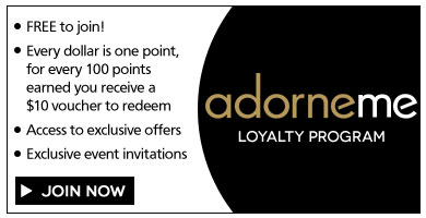 Adorneme loyalty program